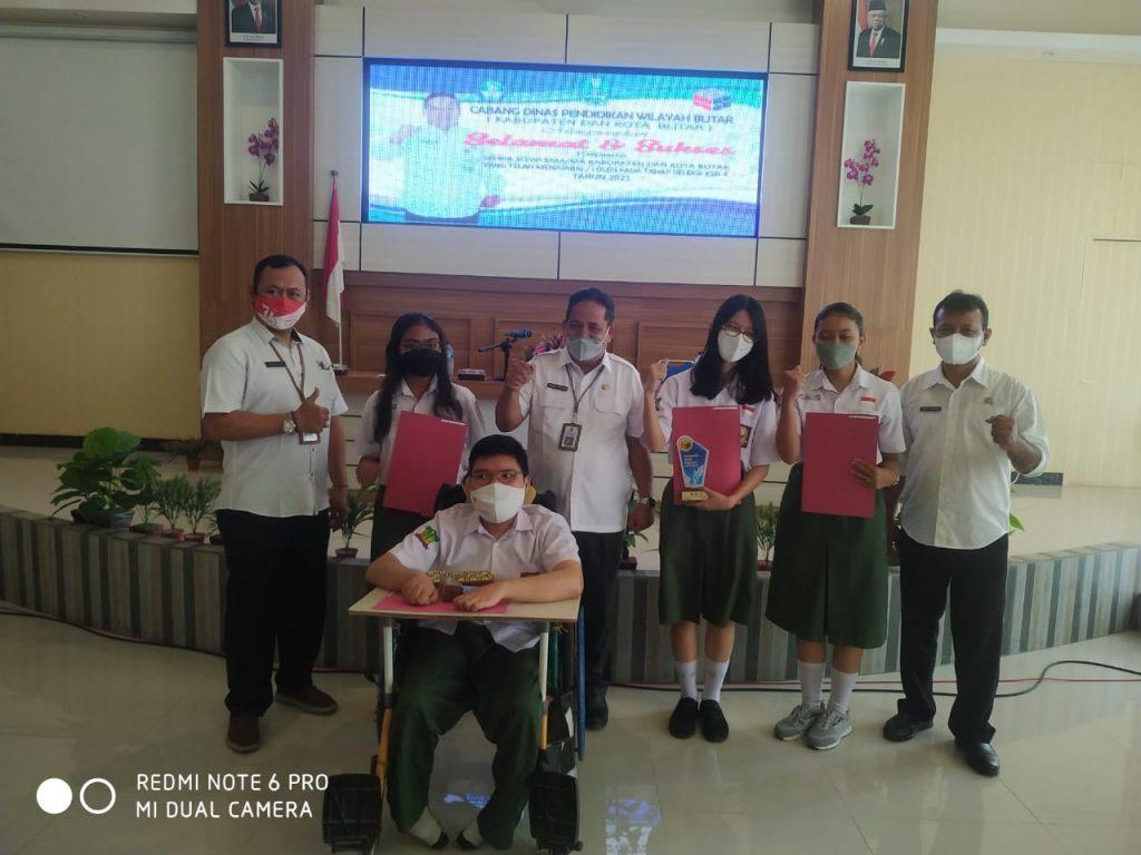 Selamat Datang di web SMAK Diponegoro